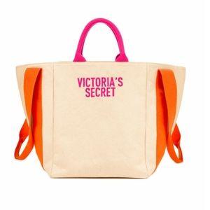 Victoria Secret Bombshell Summer Canvas Tote
